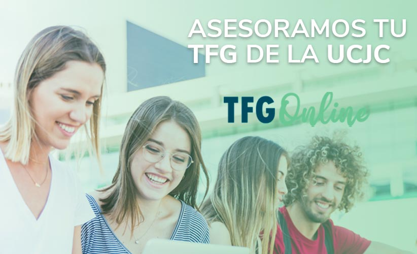 Asesoramos tu TFG de la UCJC