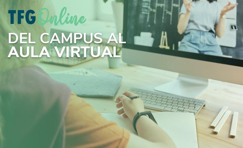 Del campus al aula virtual