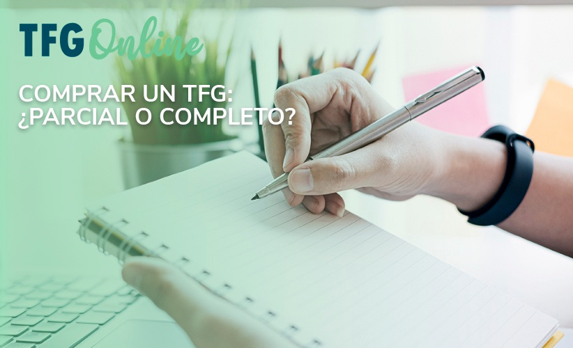 COMPRAR TFG