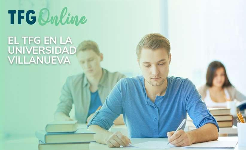 Cómo hacer el TFG de la Universidad Villanueva